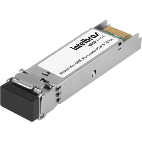 Modulo Mini-gbic Giga Monomodo Wdm 10km Kgsd 2110b Intelbras 4780012