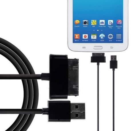 Cabo De Dados compatível para Galaxy Tab
