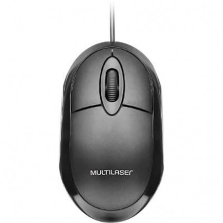 Mouse Multilaser MO300