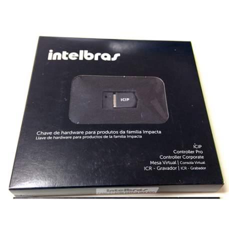 Chave de Hardware Icip 4 Troncos/10 Ramais Intelbras