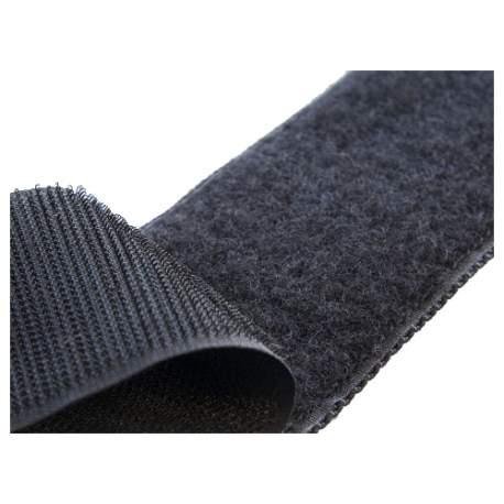 Fita Duplaface Velcro Preto Ad Connect Ad-10142 3m