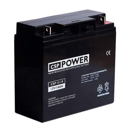 Bateria Selada P/nobreak 12v/18ah Csp Power