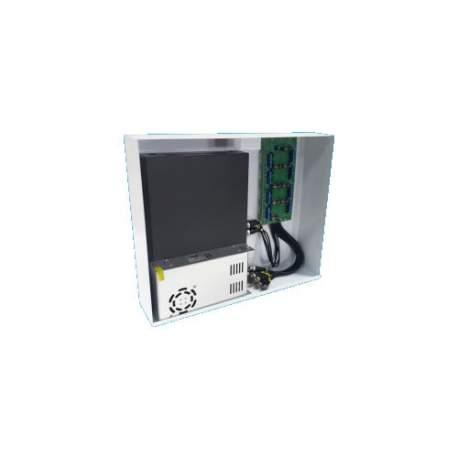 Rack Orion Mini Hd 3000 08 Canais 3304 Onix Security
