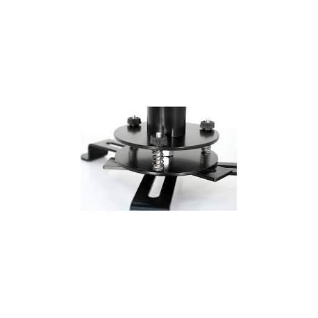 Suporte de Teto C/ Inclinação P/ Projetor Reg. Multivisão 300-500mm Multi-proj-m-pr