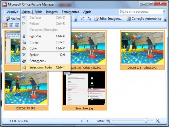 Diminuir tamanho da imagem para enviar para o Orkut ou Facebook