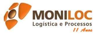 Moniloc Logística e Processos - agendamento de horários, acompanhamento de cargas