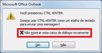 Enviar emails mais rápido com Outlook