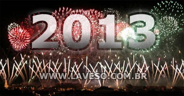 Mensagem de ano novo - Laveso Consultoria em TI 2013