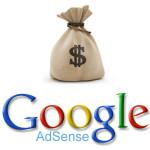 Gerar receita - Adsense - Dinheiro - Anúncios