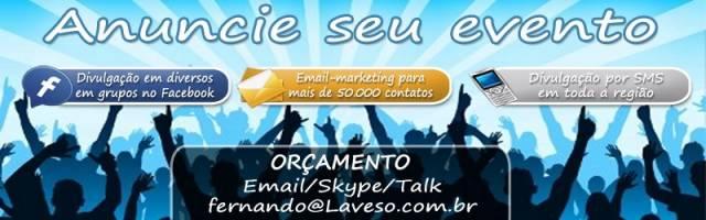 Divulgação de eventos - Ribeirão Preto