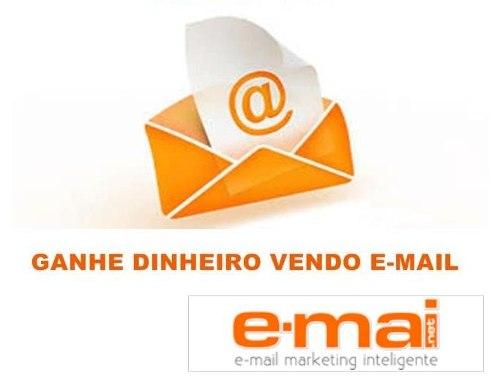 Ganhe dinheiro trabalhando em casa lendo emails