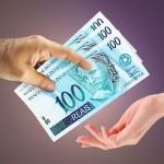 Ganhar dinheiro - Salário Ano Impostos