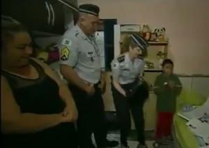 Polícia Militar faz homenagem a menino de 11 anos que venceu o Câncer.