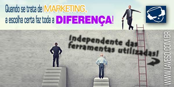 Escolha Certa no Marketing da sua Empresa