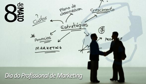 8 de Maio - Dia do Profissional de Marketing