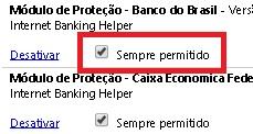 Plugin Banco do Brasil