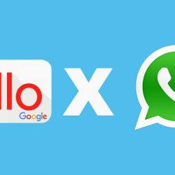 Google Allo - Whatsapp