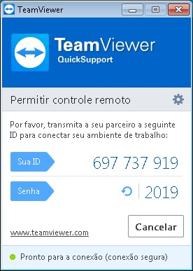 Quick Support - Team Viewer