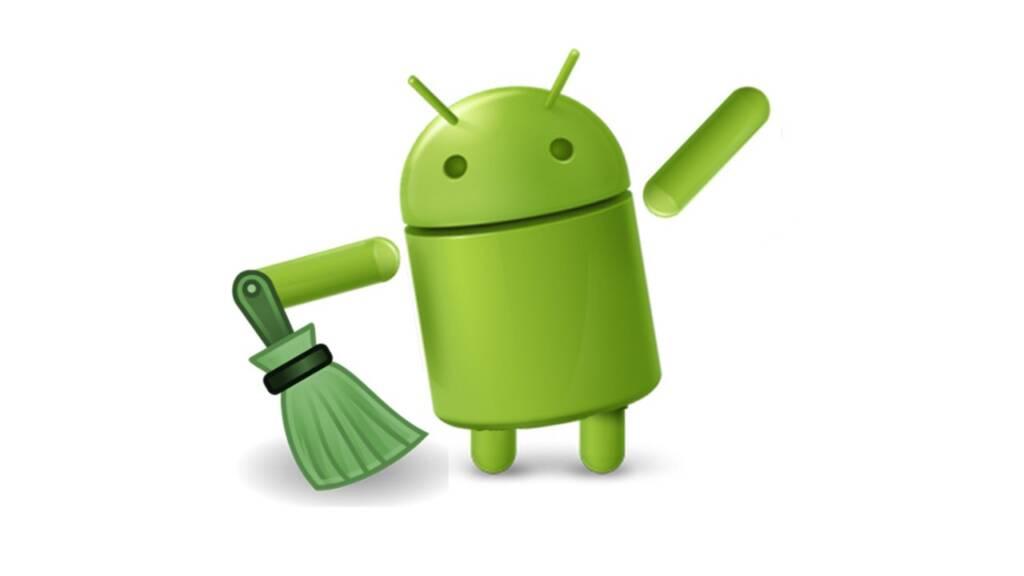 Limpeza do Android