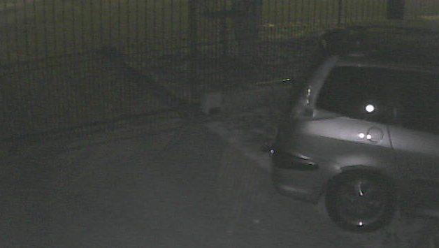 Câmera insegura em Curitiba